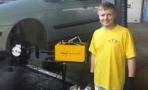 Проточка тормозных дисков без снятия в Минске